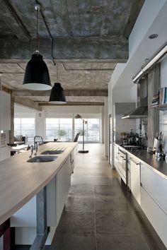 industrial lofts design inspiration london