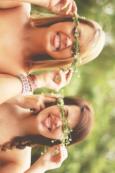 #braid #boho #flowers #girls #hippy #photography #Bokeh