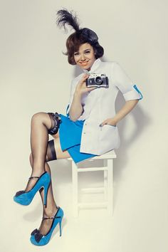 Kolekcja 2012 - Vena Uniformy Peplum Dress, Model, Dresses, Fashion, Vestidos, Moda, Fashion Styles, Scale Model