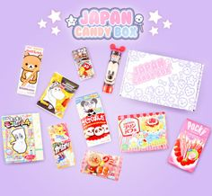 Mearacle Japan Candy Box Giveaway {WW}(07/19/2017) via... sweepstakes IFTTT reddit giveaways freebies contests