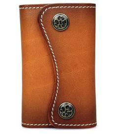 ARTIM - luxusné ručne vyrobené etue na kľúče - hovädzia koža (koňak) Wallet, Chain, Bags, Fashion, Luxury, Handbags, Moda, Fashion Styles, Necklaces