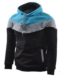online shopping for Mooncolour Mens Novelty Color Block Hoodies Cozy Sport Outwear from top store. See new offer for Mooncolour Mens Novelty Color Block Hoodies Cozy Sport Outwear Oversized Fashion, Sports Hoodies, Men's Hoodies, Hoodie Pattern, Men's Suits, Mens Sweatshirts, Outerwear Jackets, Men's Jackets, Cool Outfits