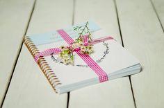 Dziennik Wdzięczności, w formie notatnika, pamiętnika, Format A5