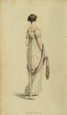 EKDuncan - My Fanciful Muse: Regency Era Fashions - Ackermann's Repository 1812