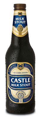 Castle Milk Stout....aka Mothers Milk...True Greatness Comes from within... inkunzi emnyama, inkunzi isematholeni