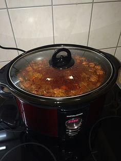 Gulaschsuppe im Crockpot, ein tolles Rezept aus der Kategorie Rind. Bewertungen: 1. Durchschnitt: Ø 3,0.