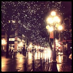 Gastown Vancouver - my first love :)