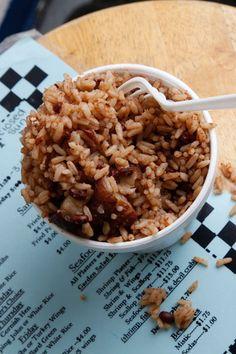 Hoppin' John (Black-Eyed Peas and Rice)