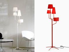 The Tria lamp, design by Luis Eslava for Almerich