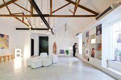 Galeria - Espaço Bediff / Estudio BRA arquitetura - 9