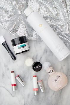 Holiday party beauty must-haves