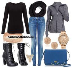Hlavne pohodlne! - KAMzaKRÁSOU.sk #kamzakrasou #sexi #love #jeans #clothes #coat #shoes #fashion #style #outfit #heels #bags #treasure #blouses #dress