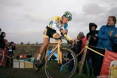 Tom Meeusen rode strong to 3rd place | CX SP Ruddervoorde 27-10-13 》cyclephotos.co.uk