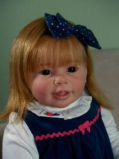 Bonnies Babies Adorable Reborn Toddler Katie Marie by Ann Timmerman   eBay