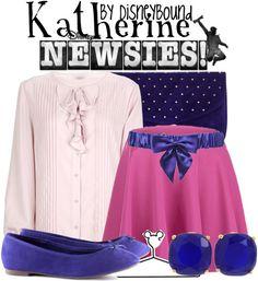 Disney Inspired - Katherine from Newsies on Broadway