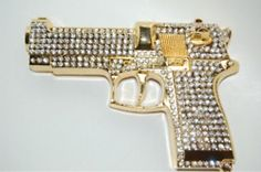 Now that I'm into rootin' tootin' shootin' as a hobby....this would be my piece of choice at the gun range!  LOL!