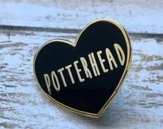 Sorting Hat 1.25 Soft Enamel Pin by FandomFlairPins on Etsy