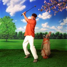 Take this Quiz to see what kind of golfer you are.