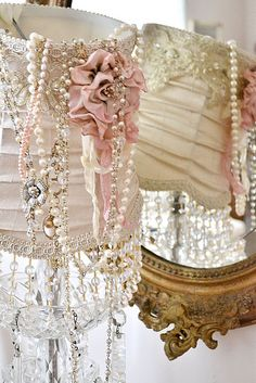 "❥ ""The rarest things in the world, next to  a spirit of discernment, are diamonds and pearls."" ~Jean de la Bruyere, translated from French"