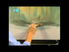 The Joy of Painting s19 04 Snowy Morn - YouTube