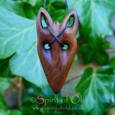 Irish Red Wolf pendant