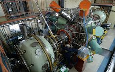Siberian Physicists Ready for Next Step Toward Free Nuclear Energy Nuclear Energy, Nuclear Power, Nuclear Physics, Hope For The Future, Our Planet, Global Warming, Climate Change, Planets, Science