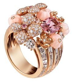 Chaumet Hortensia Collection