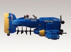 Blue Angel by Lego Mecha, Lego Bionicle, Lego Engineering, Lego Decorations, Lego Plane, Lego Bots, Lego Ship, Lego Spaceship, Lego System