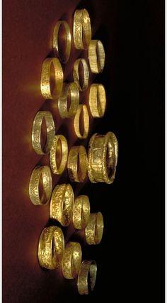 Roman, The Hoxne Roman Treasure - South Cerney Fragments by Roman, 300–425