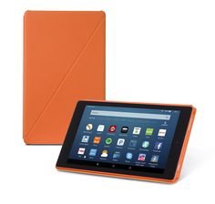 All-New Amazon Fire HD 8 Case (6th Generation, 2016 release), Tangerine