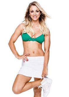 Kaley Cuoco - Women's Health Magazine