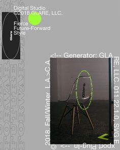 ©2018 — GLARE, LLC. on Behance Gfx Design, Layout Design, Design Art, Collage Poster, Poster Layout, Layout Inspiration, Graphic Design Inspiration, Typography Layout, Typography Poster