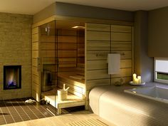Sauna In The Home  17 Outstanding Ideas That Everyone Need To See