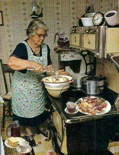 Who misses grandmas cooking?