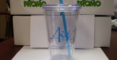 Custom Printed Plastic Tumbler Cup for Ave Medical Spa Plastic Tumblers, Medical Spa, Tumbler Cups, Water Bottle, Gourd