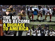 The NFL has become a DISGRACE to America - YouTube