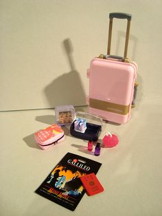 Re-ment Luggage by em`lia, via Flickr