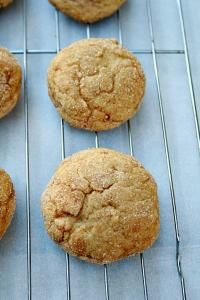 Apple Pie Snickerdoodles on MyRecipeMagic.com #snickerdoodles #apple #pie