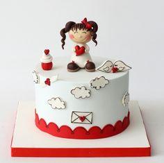 Kekperest, Birthday cake, Cake topper, handmade fondant, seker hamuru, cake art sugar figurine, butik pasta, tortas, creative cakes, tortas, kuchen, edible art, kids cake