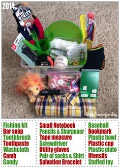 We packed this Operation Christmas Child shoebox for a year old boy. Christmas Child Shoebox Ideas, Operation Christmas Child Shoebox, Christmas Mom, Christmas Projects, Diy Xmas Gifts, Jar Gifts, Xmas Presents, Shoe Box Appeal, Operation Shoebox