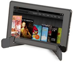 #good AmazonBasics Mini Travel Stand for Tablets and e-Readers including the new iPad, iPad 2, Samsung Galaxy Tab 10.1 and 7.0, Kindle Fire, Kindle Fire HD, and Kindle Touch (Black)S   - http://wp.me/p291tj-dO