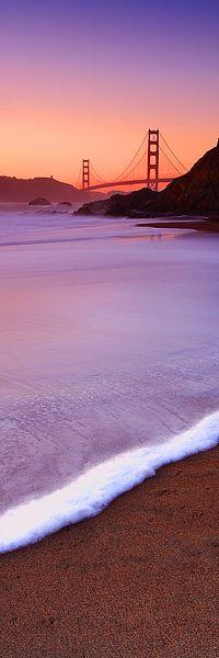 Bakers Beach San Francisco - Neal Pritchard - Photographer. Spool Photography