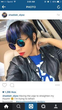 Dark skin short hair xxx opinion
