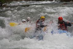 Rafting en el Sella, quién se atreve?