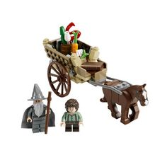Lego Lord of the Rings Gandalf Arrives (9469)