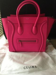 gorgeous celine tote. need this in my life. #bagporn