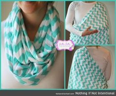 Review--Hold Me Close Nursing Scarf