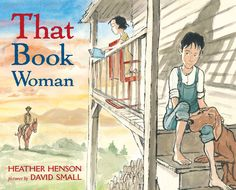 That Book Woman by Heather Henson