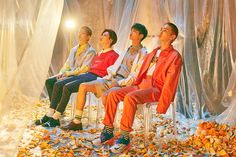 """Updated May 24 KST: SHINee has shared another batch of teaser images as they get ready for their return with """"Good Evening"""" on May Updated May 23 KST Onew Jonghyun, Lee Taemin, Fandom, K Pop, Teaser, Shinee Twitter, Itunes Charts, Shinee Albums, Shinee Debut"""