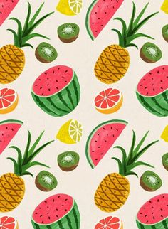 ananas achtergrond - Google zoeken